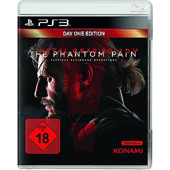 Metal Gear Solid V The Phantom Pain Day One Edition PS3 Jeu