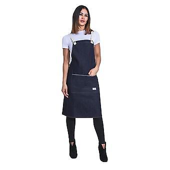 Ardwick denim work apron