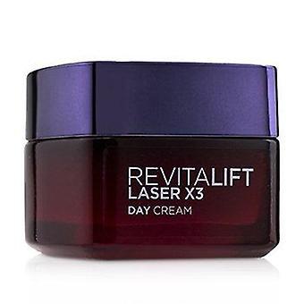 Revitalift レーザー x3 デイクリーム 50ml または 1.7オンス