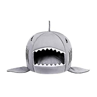 Shark pet house bed for dogs cats small animals products