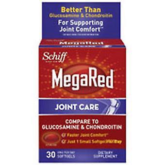 Schiff/Bio Foods Mega Red Joint, 30 Zachte gels