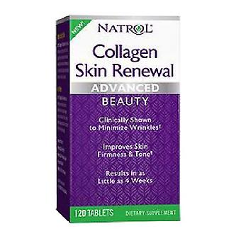 Natrol Collagen Skin Renewal, 120 Tabs
