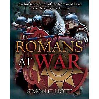 Romans at War by Elliott & Simon