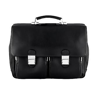Benz Läder Lock Stor Briefbag