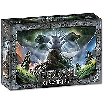 Yggdrasil Chronicles Board Game