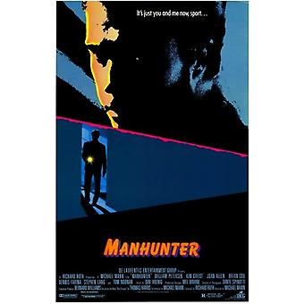 Manhunter Movie Poster (11 x 17)