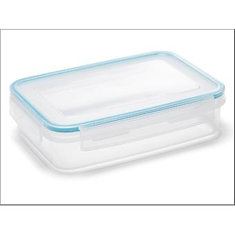 Addis Clip & Close Rectangular Shallow Container 1.1L 502263