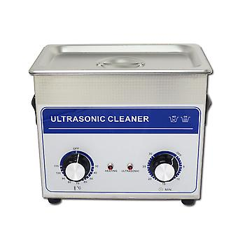 3.2l Professional. Ultrasonic Cleaning Machine. Stainless Steel Cleaning Barrel With Mechanical Timing Heating 110v/220v