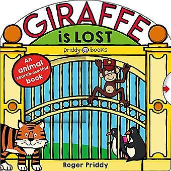 Giraffe Is Lost