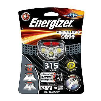 Energizer Vision HD + Focus Koplamp