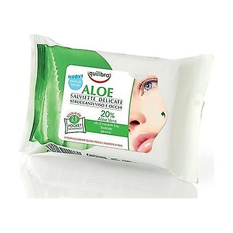 Aloe Cleansing Wipes None