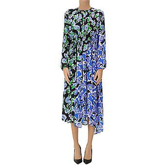 Christian Wijnants Ezgl608001 Women's Multicolor Cotton Dress