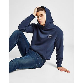 New Barbour Beacon Men's Hoodie from JD Outlet Blue