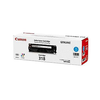 Canon Cart318C Cyan Toner För Lbp7200Cdn Lbp7680Cx