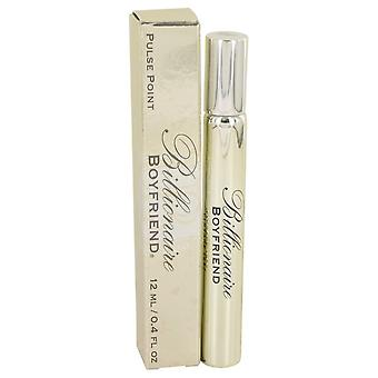 Billionaire Boyfriend by Kate Walsh Pulse Point Eau De Parfum Rollerball .4 oz / 12 ml (Men)