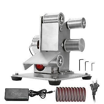 ベルトグラインダー、ミニ電気サンダー研磨機、カッターエッジシャープナー