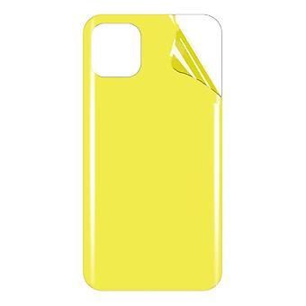 Takakansi TPU-folio Apple iPhone 11 -suojakannen takaisin