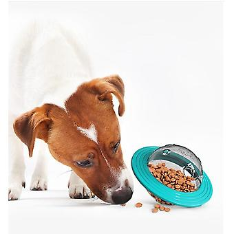 Pet Food Feeder Interactive Dog Cats Toys,pet Chewing Toy Leaking Food