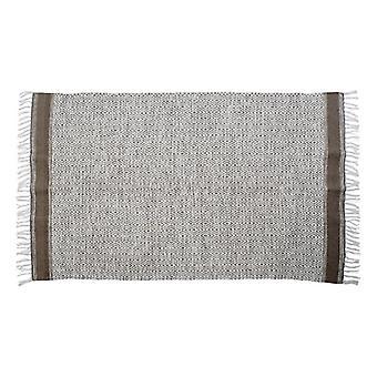Tapis Dekodonia Beige Cotton Rhombus (230 x 160 cm)