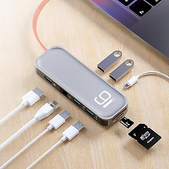 Multi USB-adapter