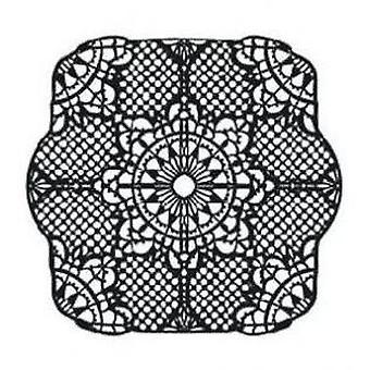 Kreative Ausdrücke Kaleidoskop Vorgeschnittene Stempel