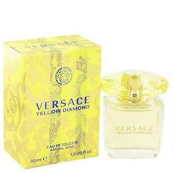 Versace keltainen timantti by Versace Eau de Toilette Spray 1 oz (naiset) V728-502621