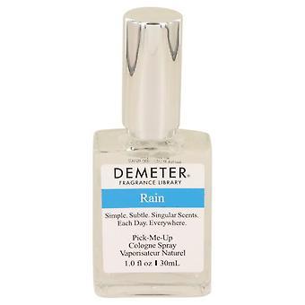 Demeter Rain Cologne Spray By Demeter 1 oz Cologne Spray