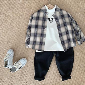 Fashion Cotton Shirt Blouse