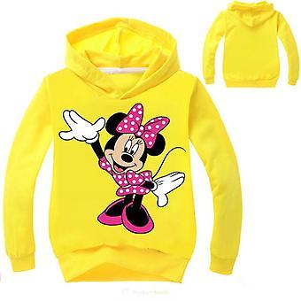 Autumn/winter- Minnie Mickey Cartoon, 3d-hoodie, Sweatshirt For &