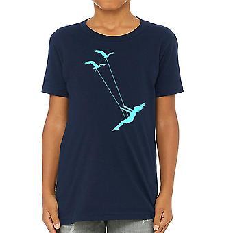 Flying Bird Swing