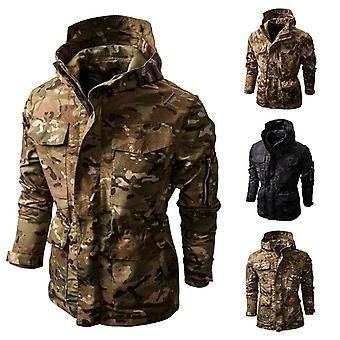 Bombardero de invierno chaqueta militar / abrigo algodón piloto chaqueta otoño slim fit abrigo