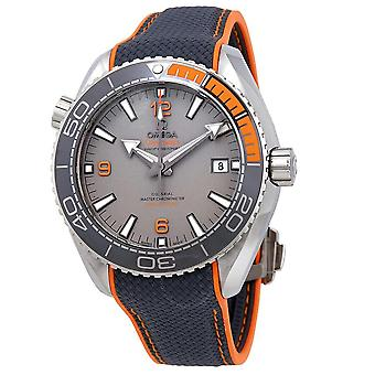 Omega Seamaster Automatic Grey Dial Men's Watch 215.92.44.21.99.001