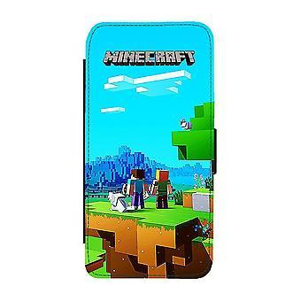 Minecraft Samsung Galaxy A72 Portemonnee Hoesje
