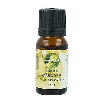 Økologisk citronskal æterisk olie 10 ml