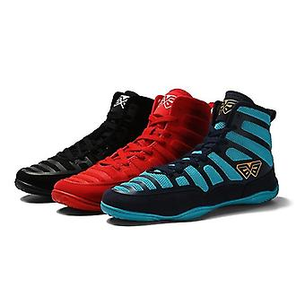 Boxing Wrestling Shoes, Man Combat Shoes
