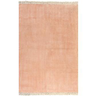 vidaXL Kilim Carpet Cotton 120x180 cm Pink