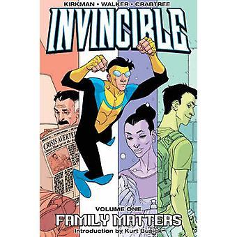 Invincible Volume 1 Affaires familiales