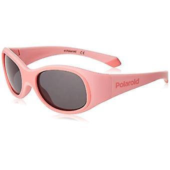 Polaroid KIDS PLD 8038/S Sunglasses, Pink, 44 Unisex-Adult
