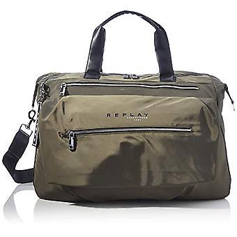 REPLAY, حقيبة FW3984.000.A0434 امرأة, 428 زجاجة الأخضر, UNIC