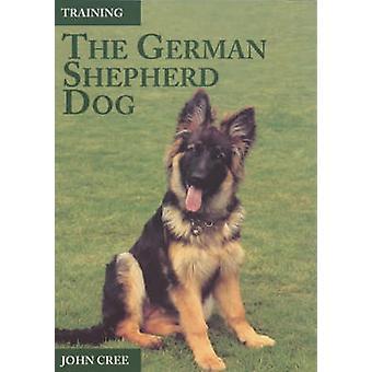 Formation du chien de berger allemand