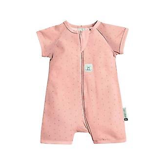 ergoPouch Organic Short Sleeve Cotton Pajamas (0.2 Tog)