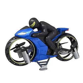 Rc Motosiklet, Şarj Edilebilir, Serin Led Işık ile Stunt Flip Oyuncak