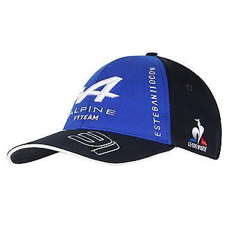 2021 Alpine Cap Double Pilote (Blue)
