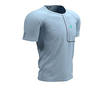 Compressport Training T-shirt - Born To SwimBikeRun 2021 - AW21