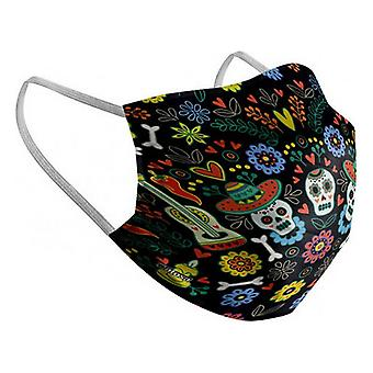 Hygienic Reusable Fabric Mask Mexico