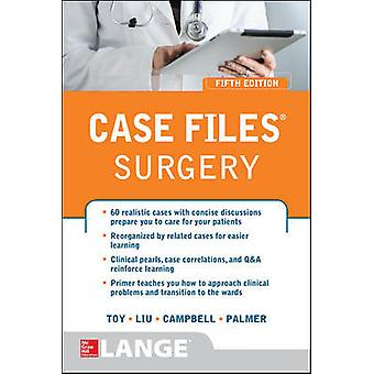 Case Files Surgery Fifth Edition A  L REVIEW