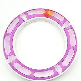 Kat speelgoed interactieve track bal speelgoed kat ronde vorm zuignap track bal spelen tunnel huisdier