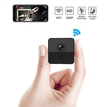 Wifi Spy Camera Full Hd 1080p Wireless Micro Hidden Camera With Motion Detection