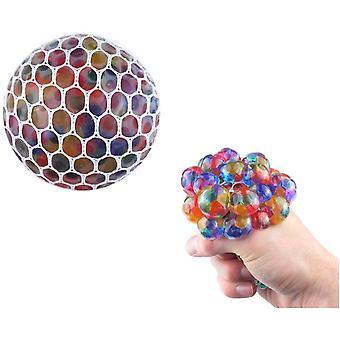 Squeeze Brain Ball Klämboll Stressboll Fidget Leksak 7cm