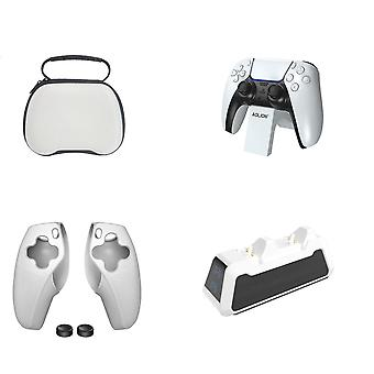 Ps5 Controller Accessories Set,ps5 4 In 1 Accessory Kit